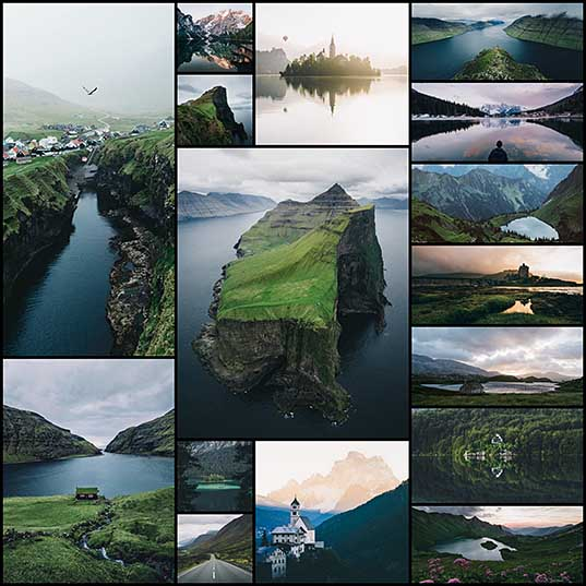 Travel Photographer Captures the Spellbinding Beauty of the Faroe Islands