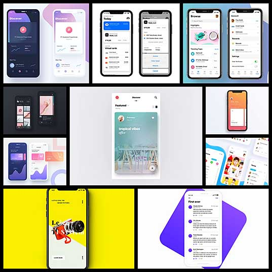 10 Beautiful Examples of iOS 11 App Design