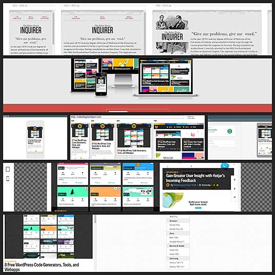 7 Free Tools For Testing Responsive Layouts Webdesigner Depot