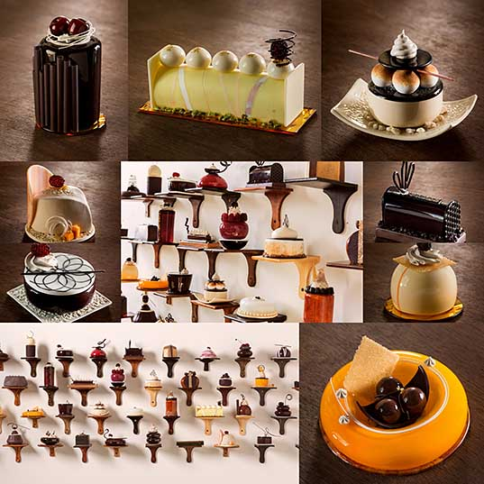 Decadent Pastries Formed From Porcelain and Glass by Shayna Leib Colossal