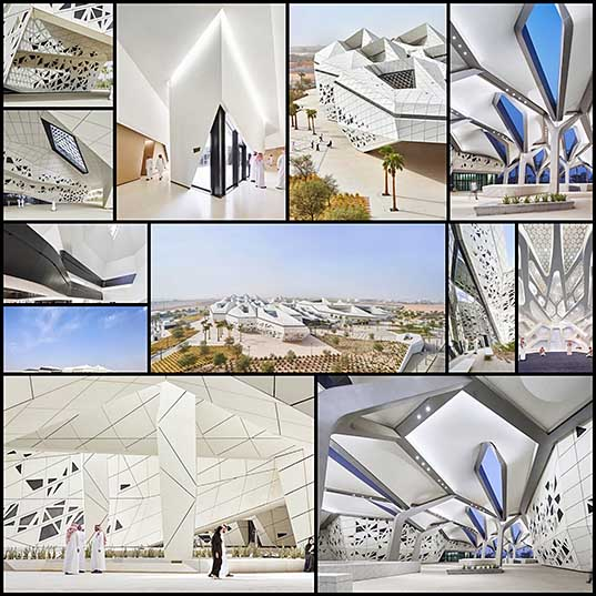 Zaha Hadid Architects' KAPSARC in Riyadh Open to the Public