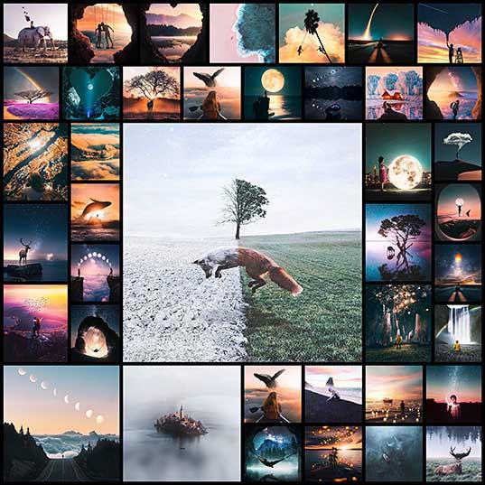 Фото, которые похожи на удивительные сны (40 фото) » Триникси