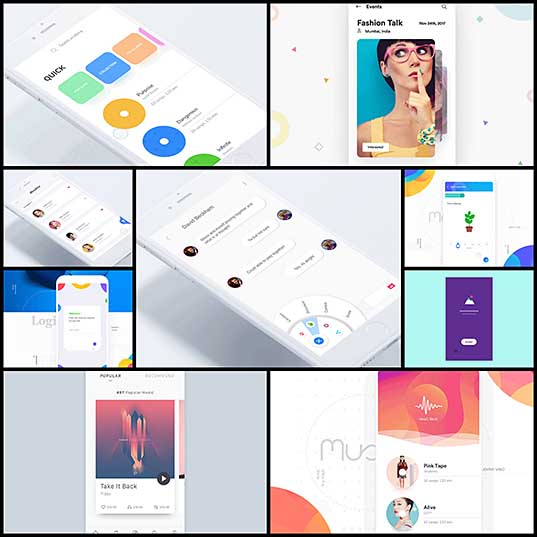 10 Beautiful Examples of Motion Design in Mobile Apps - 1stWebDesigner