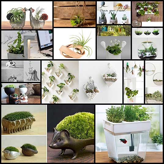 15 Cool Planter For Plant Lovers – Design Swan