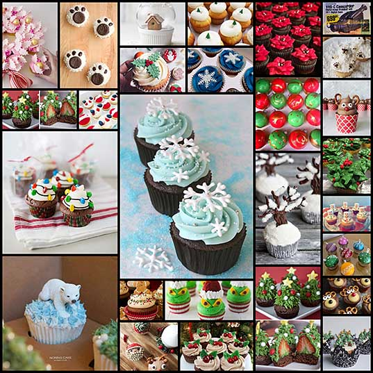 30+ Of The Most Creative Christmas Cupcake Ideas Ever Bored Panda
