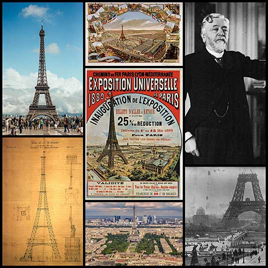 Eiffel Tower History Why Was the Eiffel Tower Built