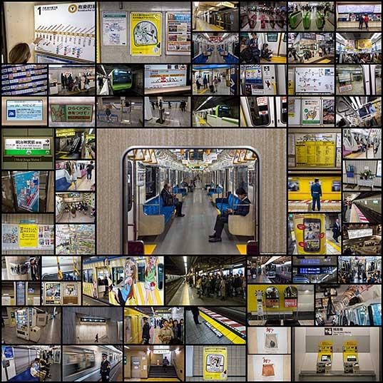 東京地下鉄の興味深い機能 - YaPlakal