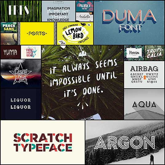 20 Breathtaking Hipster Fonts You Can Download For Free