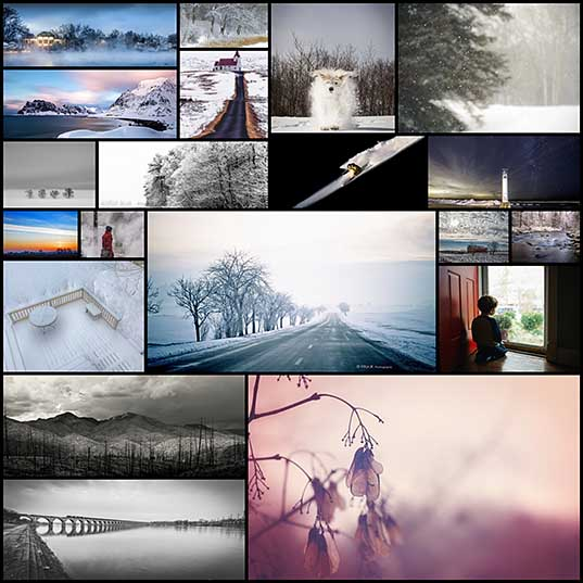 20 Wonderful Examples of Winter Photography