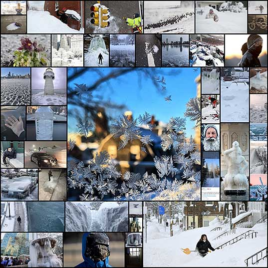 It's So Cold In America And Canada That People Are Posting Photos Of Their Windows Breaking Bored Panda_4