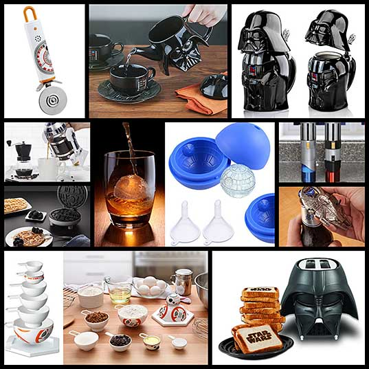 10 Cool Star Wars Kitchen Products to Awaken the Geek Inside You – Design Swan