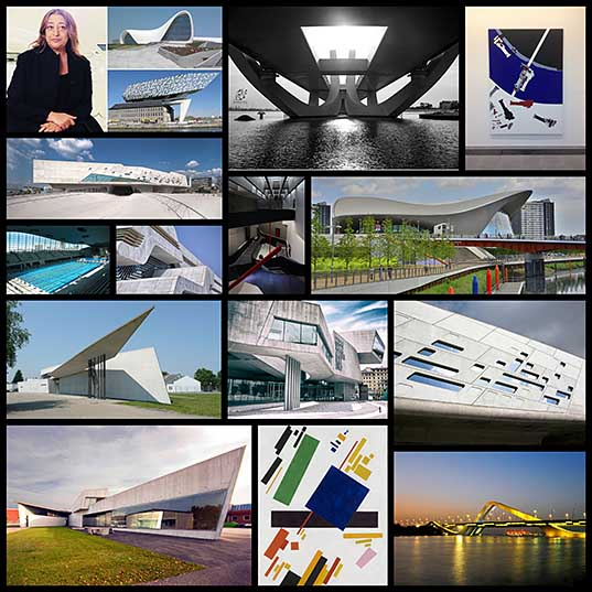 10 Zaha Hadid Buildings You Need to Know if You're an Architecture Lover
