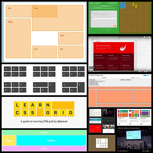 13 Best Ways to Learn CSS Grid Design Shack