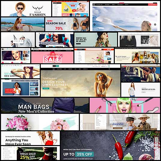 25 Ecommerce Website Templates for Your Online Store