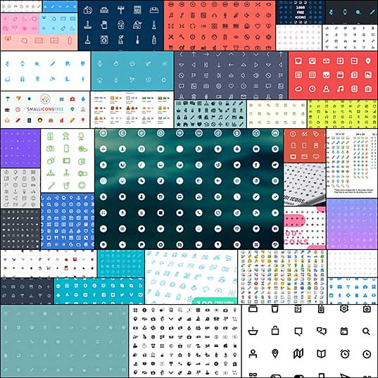 40 Excellent Mini Icon Sets - Hongkiat