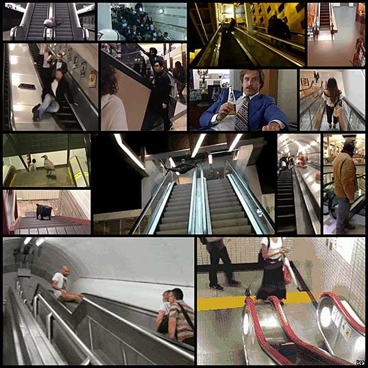 Escalators Are Too Hard To Handle Apparently (15 gifs) - Izismile