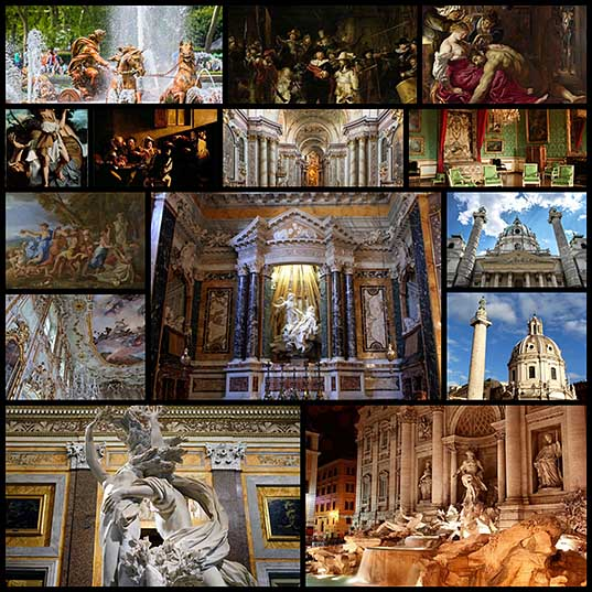 The Baroque Period Exploring Ornate Baroque Art and Architecture