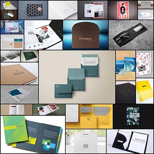 30 Cool and Inspiring Portfolio Designs