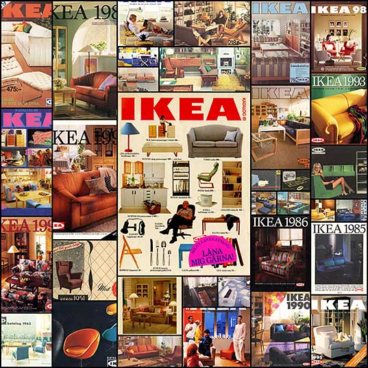 The IKEA Catalog Evolution From 1951 To 2000 Offers An Amazing Glimpse Into Our Past Bored Panda