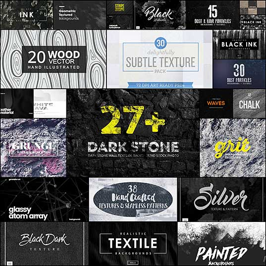 25 Best Subtle Black & White Background Textures Design Shack