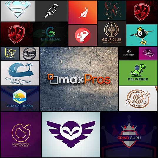 New & Stylish Logo Designs Logos Design Blog