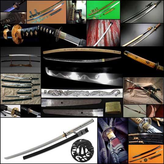Японский меч1