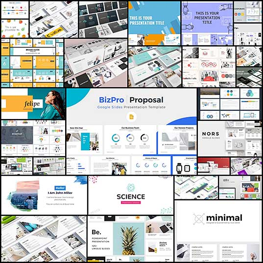 30+ Best Google Slides Themes & Templates 2018 Design Shack