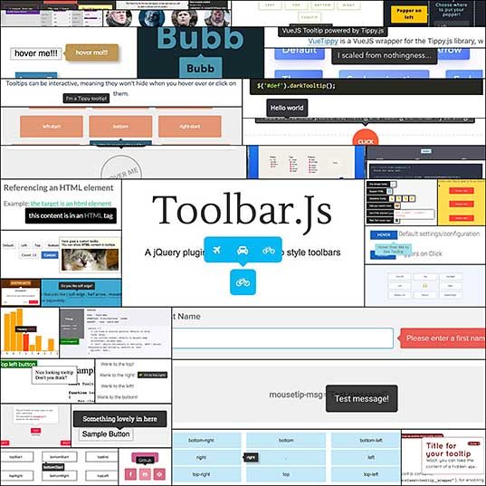 40+ Useful Tooltips Scripts with CSS, JavaScript, and jQuery - Hongkiat