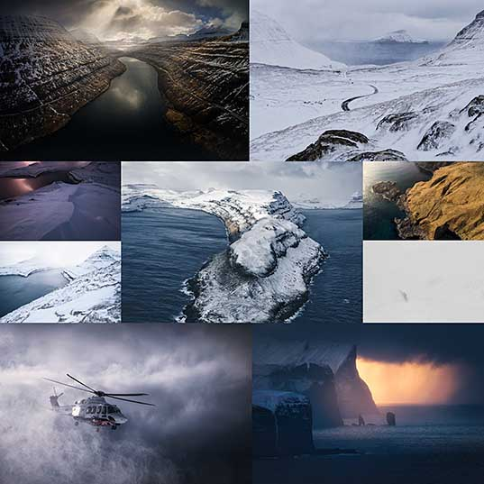 Incredible Landscape Photography of the Faroe Islands by Felix Inden
