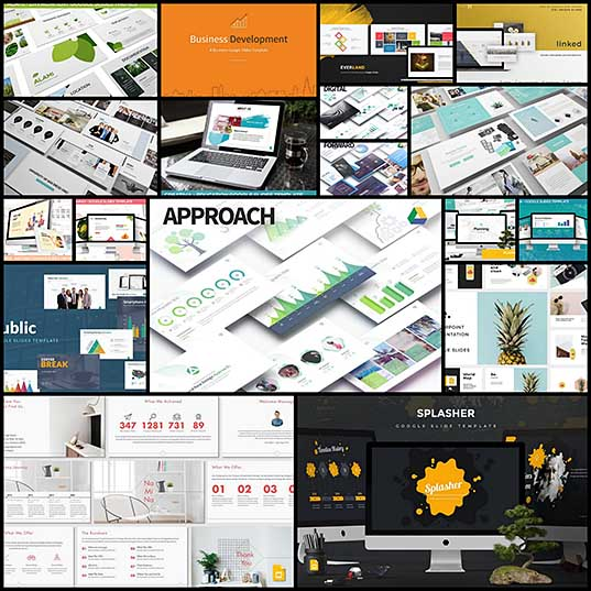 15+ Google Slides Templates for Teachers Design Shack