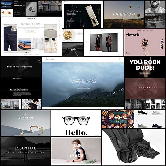 30 Clean and Minimalist Website Designs for Inspiration - Web Design Ledger