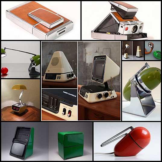 Инновационные складные устройства 60-70-х годов прошлого столетия (10 фото) » Триникси