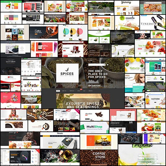 61+-Amazing-Food-&-Restaurant-WooCommerce-Themes