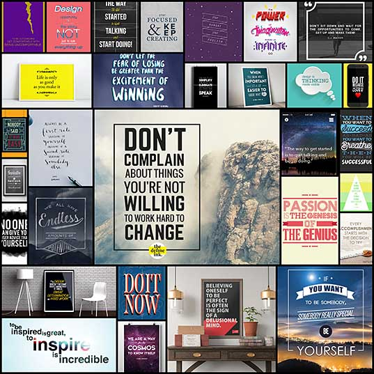 30 Inspiring Design Quotes to Keep you Fired Up – Creativeoverflow