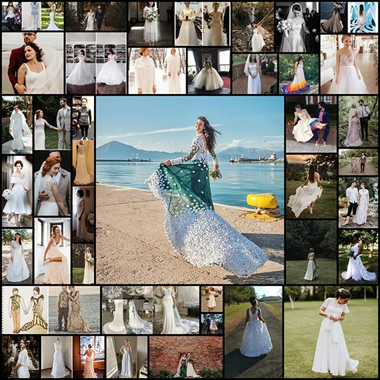 40-Times-Brides-Decided-To-Make-Their-Own-Wedding-Dresses-And-Looked-Beyond-Stunning