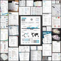 37-stylish-resume-templates
