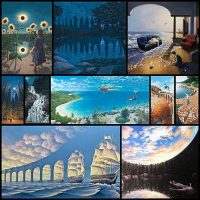 magical-realism-paintings-rob-gonsalves10