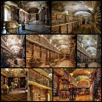 The-Czech-Republic-Is-Home-To-The-World's-Most-Beautiful-Library-(7-pics)
