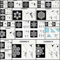 20-схем-для-вырезания-снежинок-из-бумаги