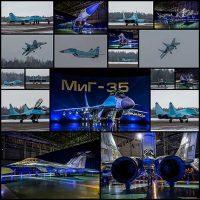 プレゼンテーションのMiG-35