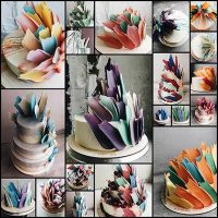 'Brushstroke' Cakes From Russia Are Taking Over Instagram Bored Panda